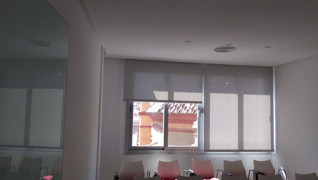 Oficina Noris Tribeka Instalaciones estores