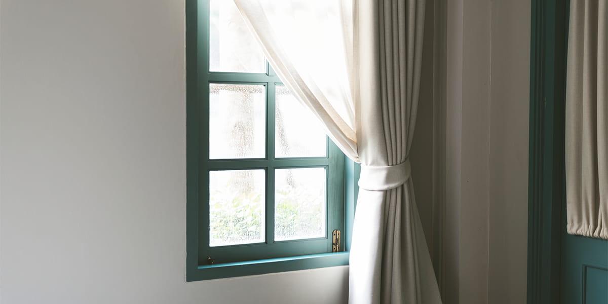 Las cortinas en la decoración del hogar